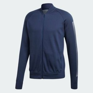 Adidas ID Knit Bomber Jacket Size 2XL